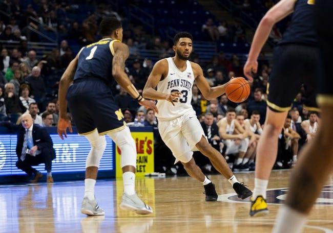 NCAA BB | Maryland at Michigan