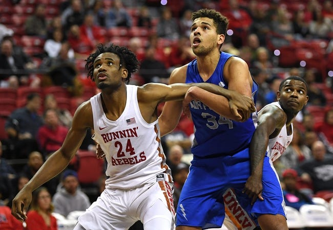 NCAA BB | UNLV at San Jose State