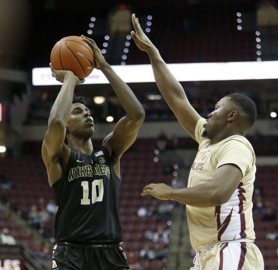 NCAA BB | Florida State at Wake Forest