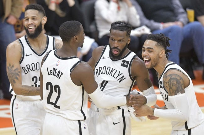 NBA | Cleveland Cavaliers at Brooklyn Nets