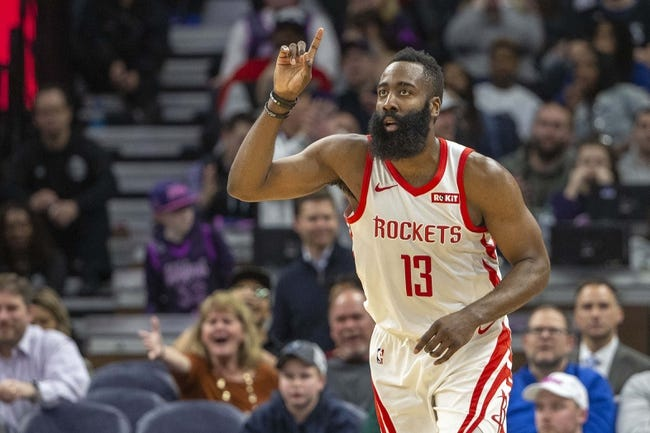 NBA | Minnesota Timberwolves at Houston Rockets