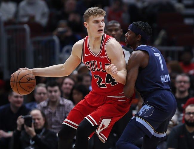 NBA   Chicago Bulls at Memphis Grizzlies