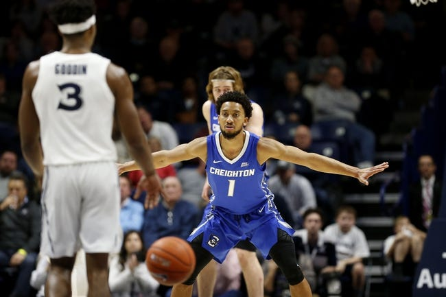 NCAA BB | Seton Hall at Creighton