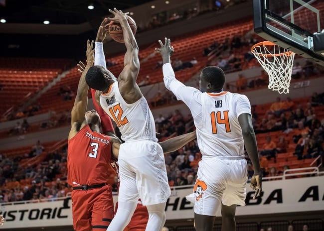 NCAA BB | Oklahoma State at Texas