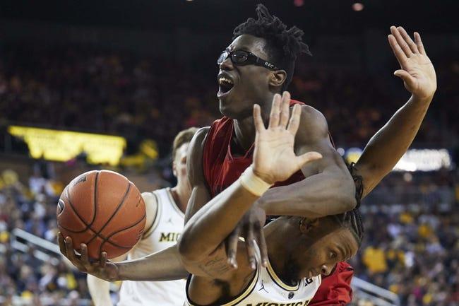 NCAA BB | Michigan at Maryland