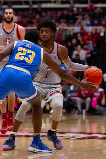 NCAA BB | Stanford at UCLA