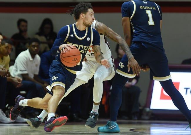NCAA BB | Georgia Tech at Virginia