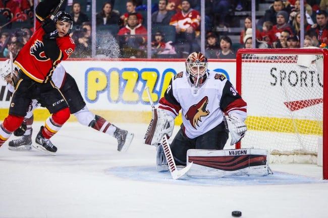 NHL | Calgary Flames at Arizona Coyotes