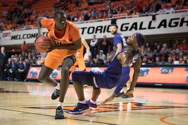NCAA BB | Oklahoma State at TCU