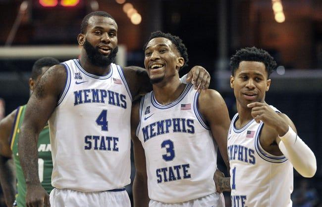 NCAA BB   Temple at Memphis