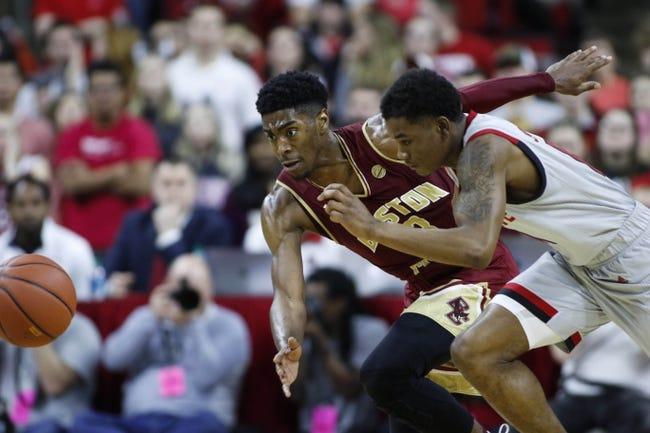 NCAA BB | North Carolina at Boston College