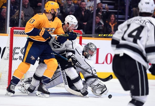 NHL | Nashville Predators at Los Angeles Kings