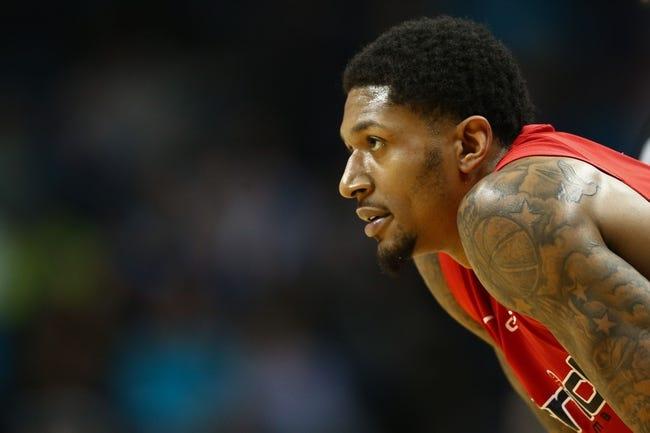 NBA   Washington Wizards at Charlotte Hornets