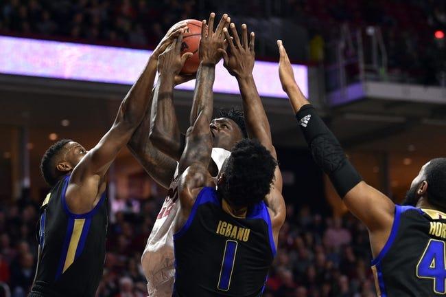 NCAA BB | East Carolina at Tulsa