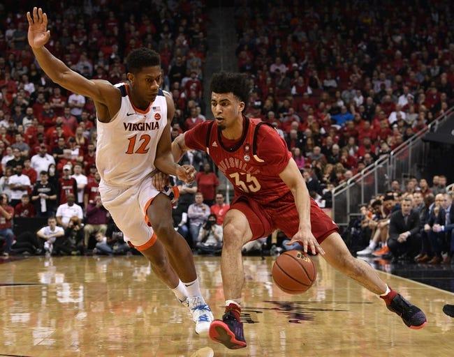 NCAA BB | Louisville at Virginia