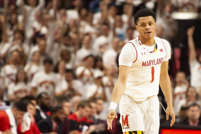 NCAA BB | Minnesota at Maryland