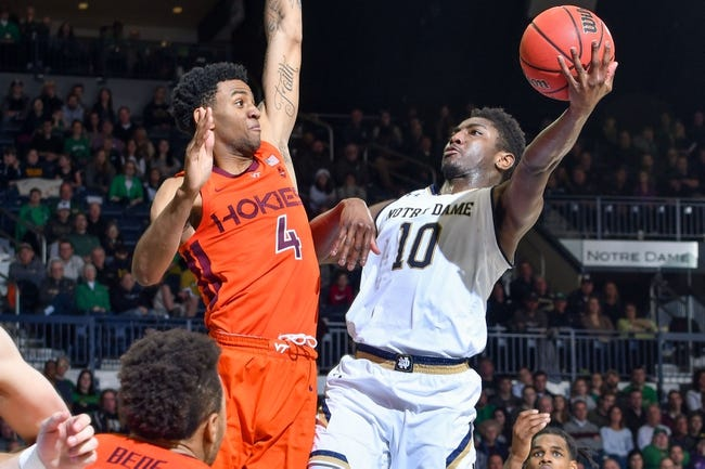 NCAA BB | Notre Dame at Florida State