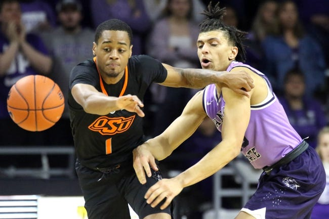 NCAA BB | Kansas at Oklahoma State