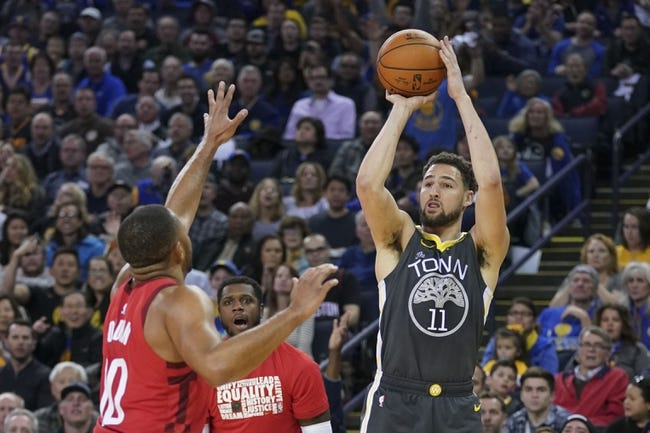 NBA | Golden State Warriors at Houston Rockets