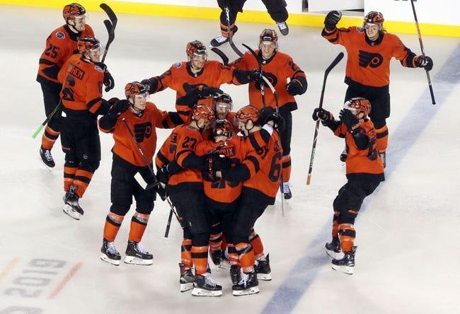 NHL | Philadelphia Flyers at Columbus Blue Jackets