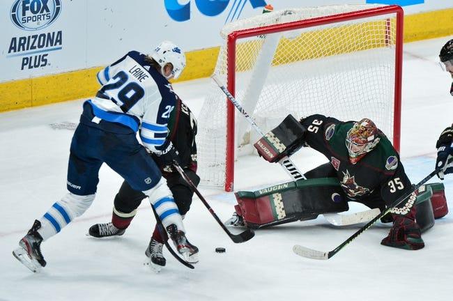 NHL | Winnipeg Jets at Arizona Coyotes