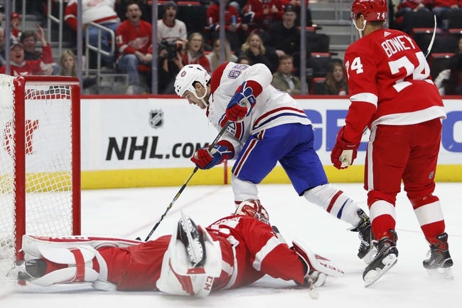 NHL | Detroit Red Wings at Montreal Canadiens