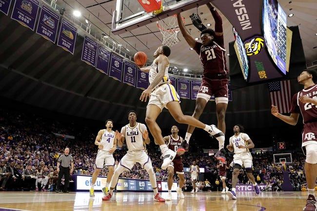 NCAA BB | Coastal Carolina at Louisiana