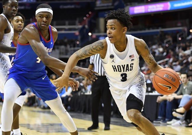 NCAA BB | Georgetown at DePaul