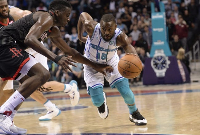 NBA | Charlotte Hornets at Houston Rockets