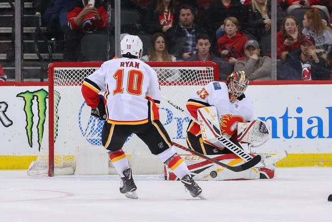NHL | Minnesota Wild at Calgary Flames