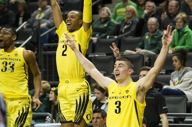 NCAA BB | Arizona at Oregon