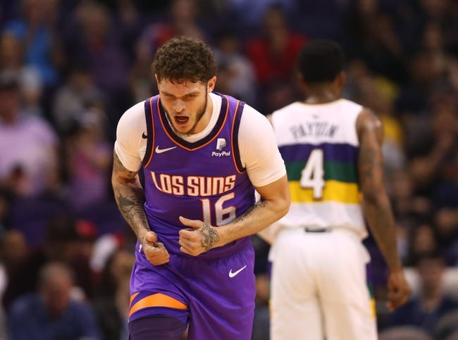 NBA | Phoenix Suns at New Orleans Pelicans