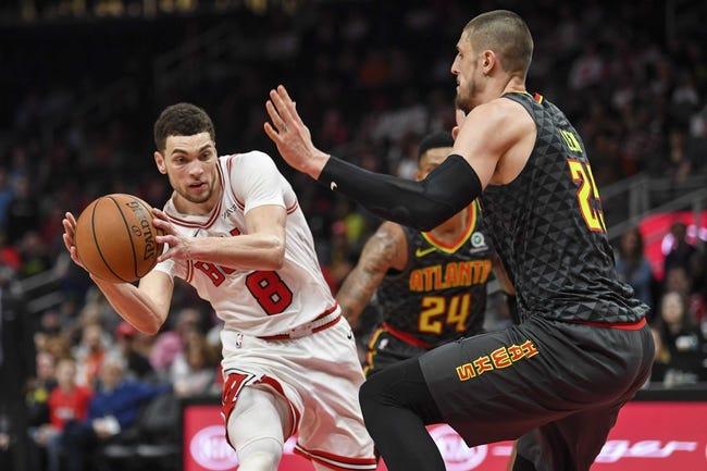 NBA | Atlanta Hawks at Chicago Bulls