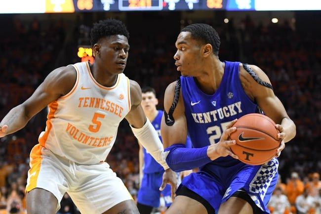 NCAA BB | Tennessee vs. Kentucky