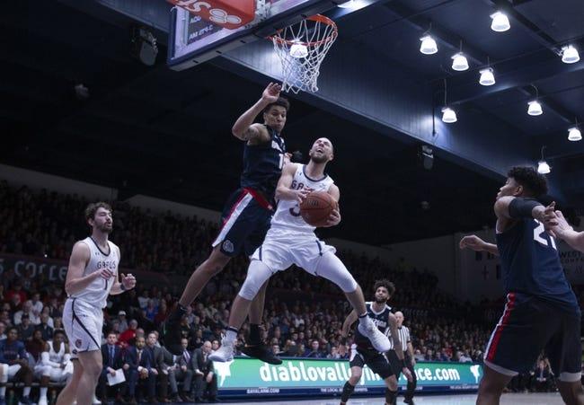 NCAA BB | Saint Mary's vs. Gonzaga