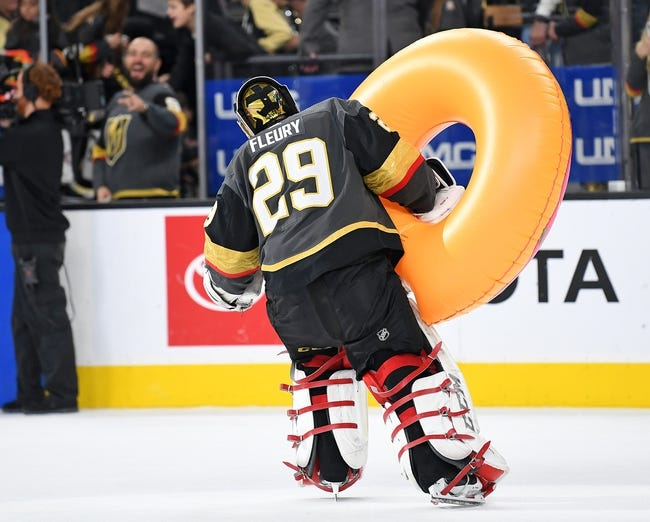 NHL | Vegas Golden Knights at Vancouver Canucks