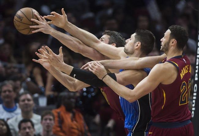 NBA | Cleveland Cavaliers at Orlando Magic
