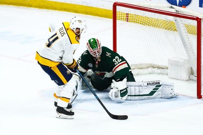 NHL | Minnesota Wild at Nashville Predators