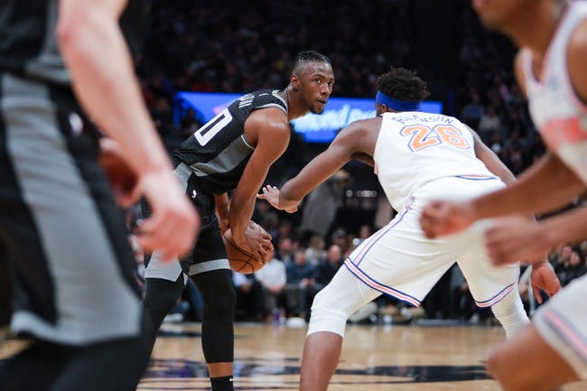 NBA | Sacramento Kings at New York Knicks