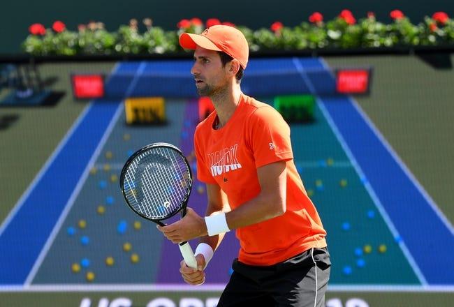 Tennis | Novak Djokovic vs. Bjorn Fratangelo