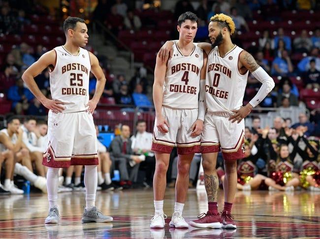 NCAA BB | North Carolina State at Boston College