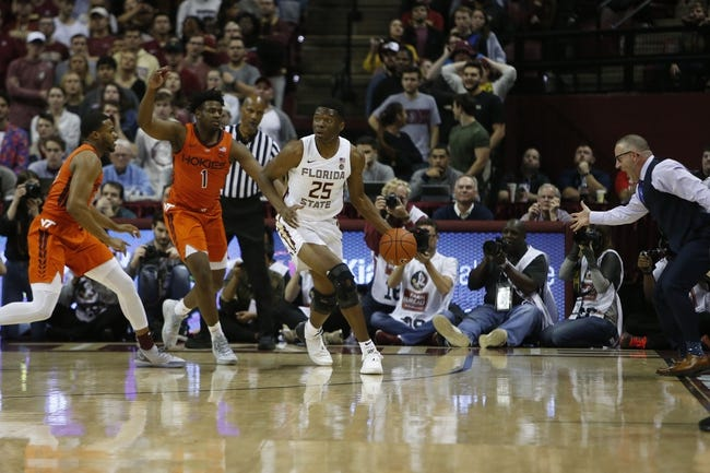 NCAA BB | Florida State at Virginia Tech