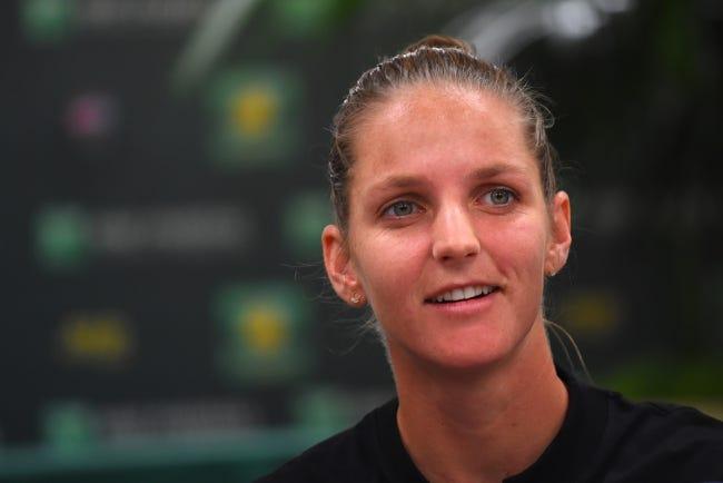 Tennis | Anett Kontaveit vs Karolina Pliskova