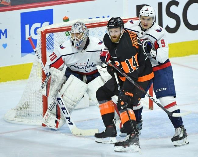 NHL | Washington Capitals at Philadelphia Flyers