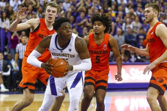 NCAA BB   Oregon at Washington