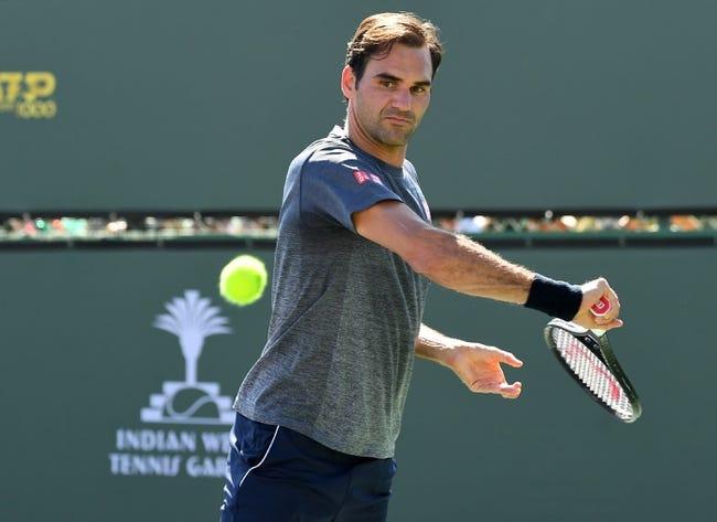Tennis | Roger Federer vs. Peter Gojowczyk