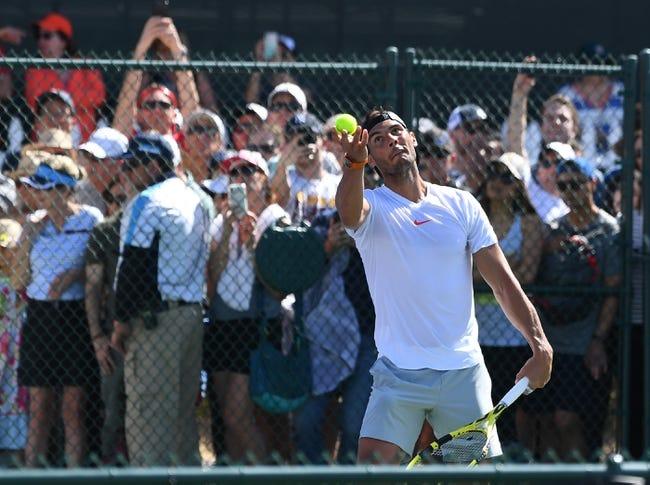 Tennis | Jared Donaldson vs Rafael Nadal