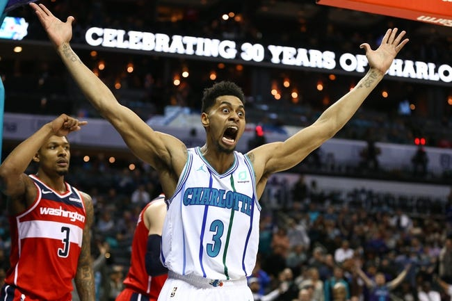 NBA | Charlotte Hornets at Washington Wizards