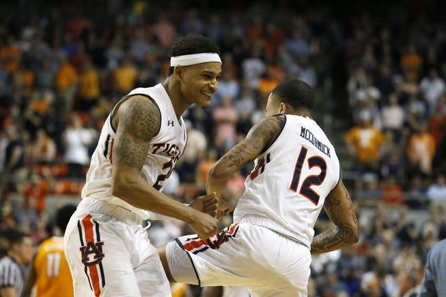 NCAA BB | Tennessee vs. Auburn