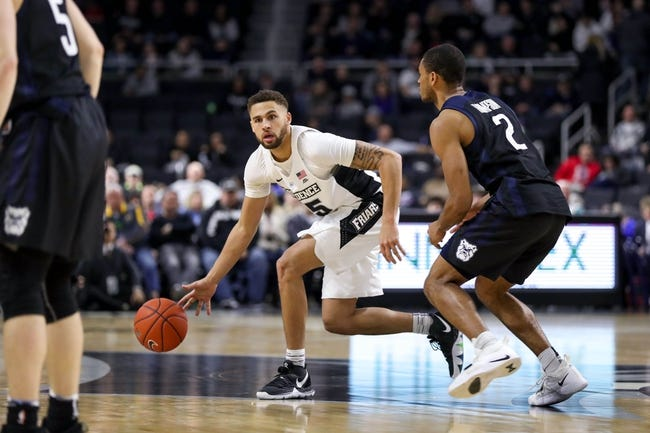 NCAA BB | Butler at Providence